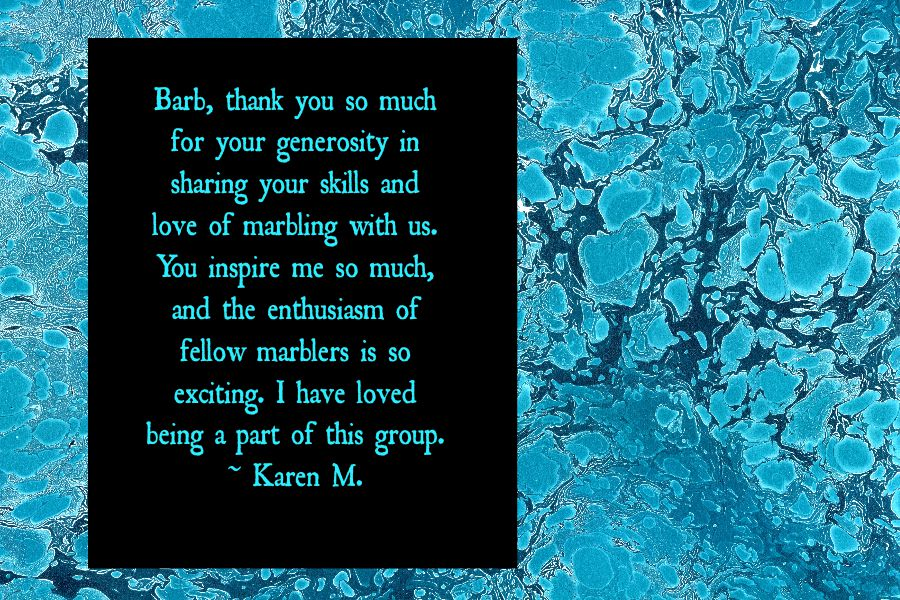 Thank You Barb Karen M COW Praise.jpg