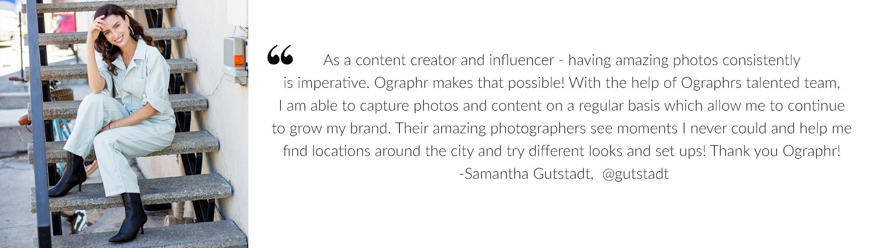 ographr app - local photographers on demand