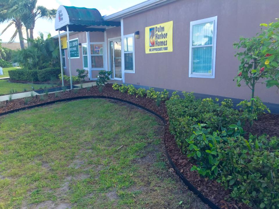 Eric's Land Management   813-477-5552   Landscaping Services