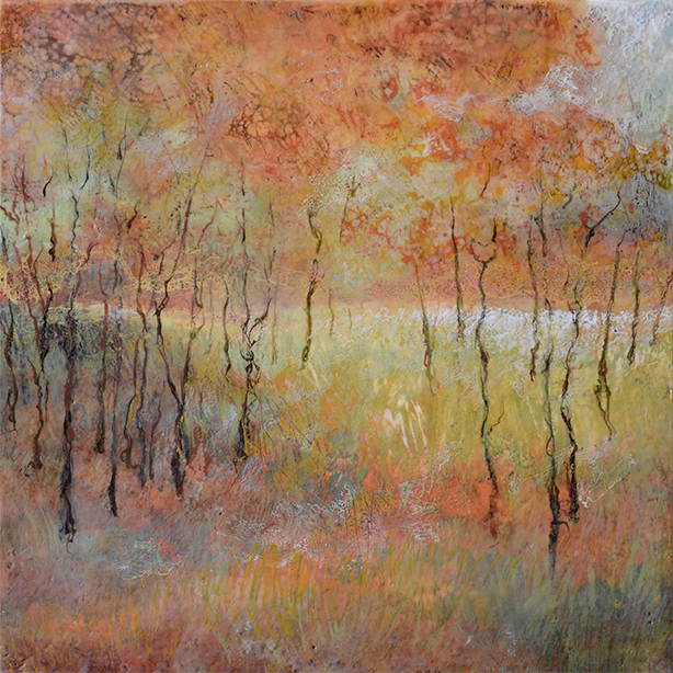 Autumn Glade - SOLD