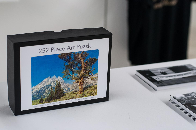 252 Piece Art Puzzle