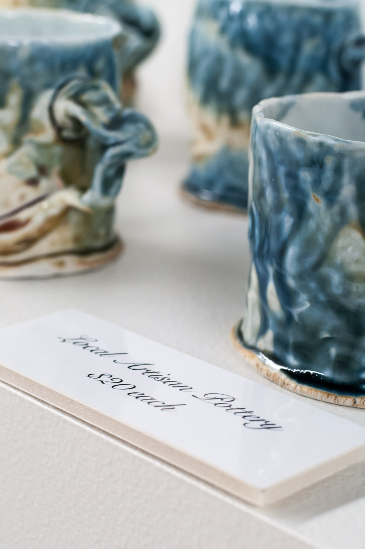 Local Artisan Pottery