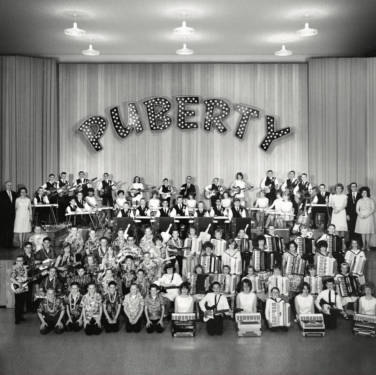 Puberty LP!