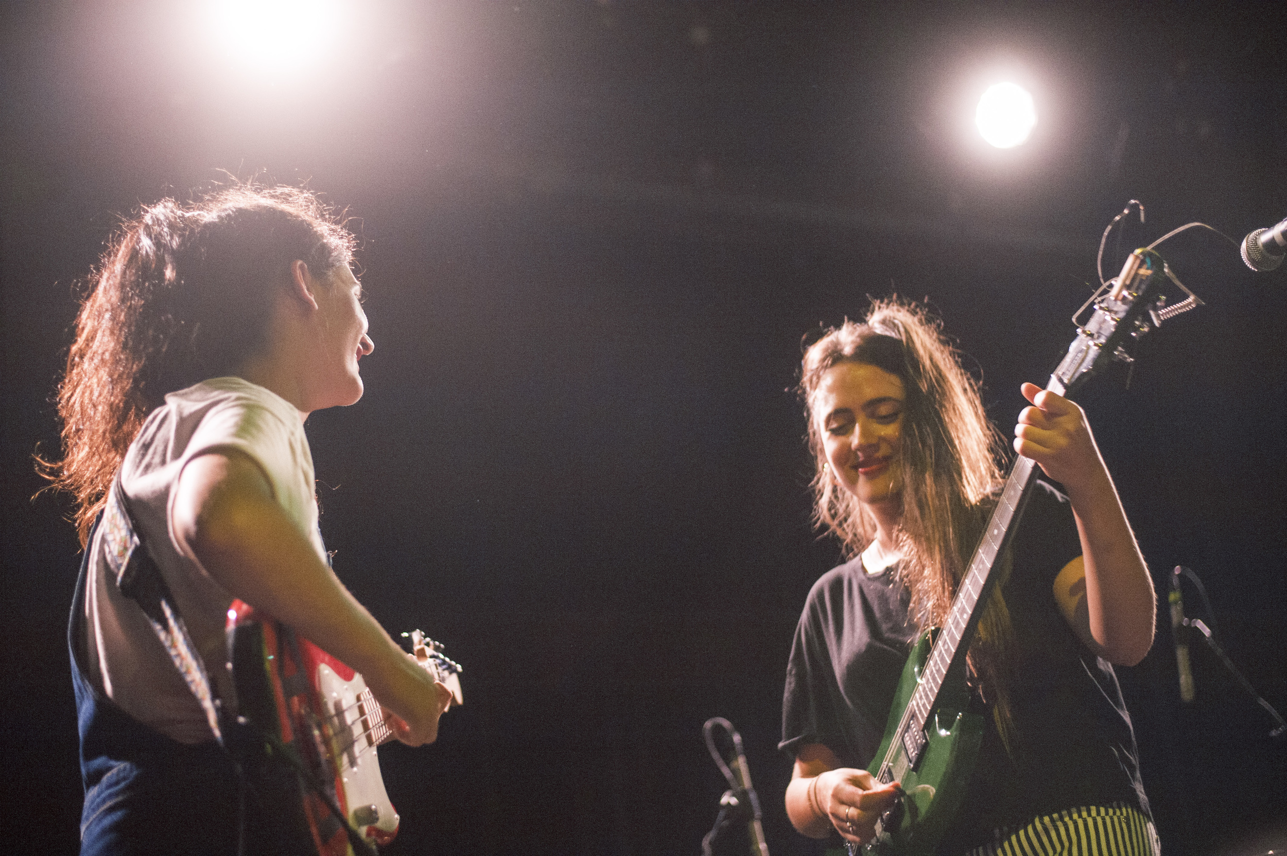 Hinds at Music Hall of Williamsburg