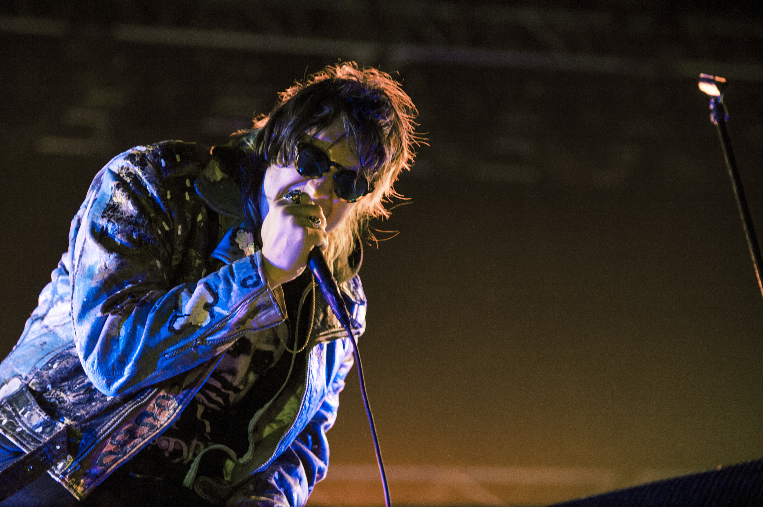 The Strokes at Landmark Festival