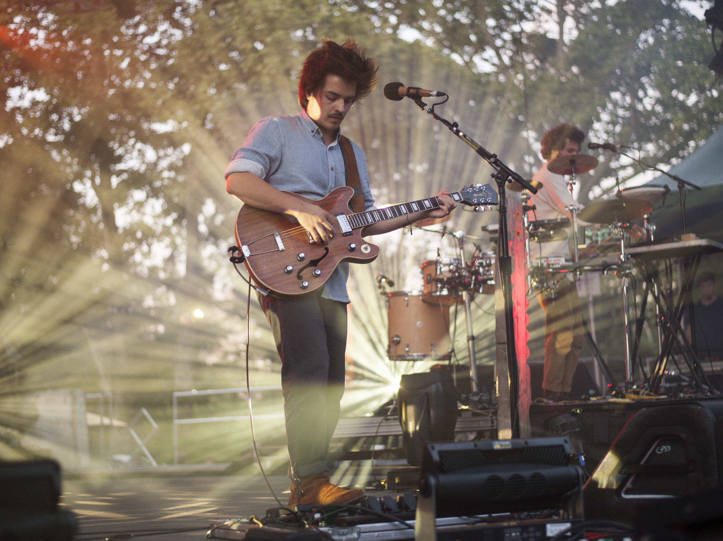 Milky Chance at Central Park SummerStage
