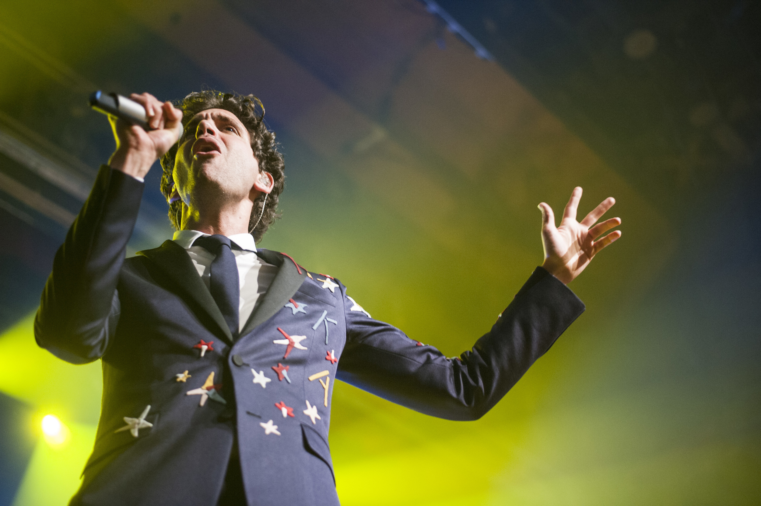 MIKA at Webster Hall