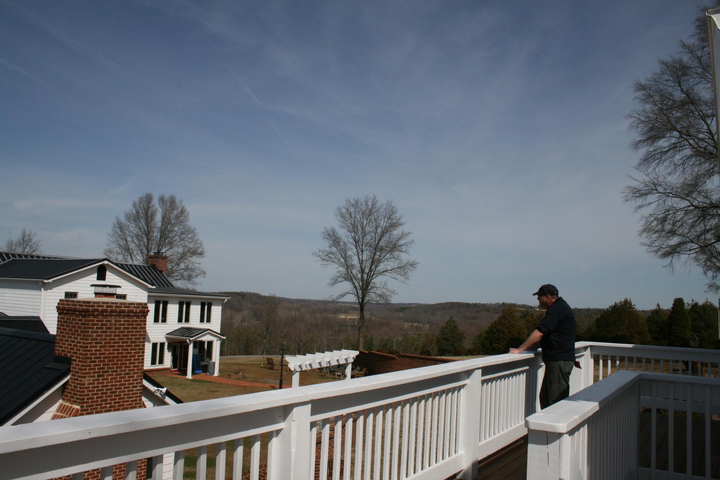 The Overlook Deck