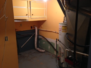 Before: Utility Room