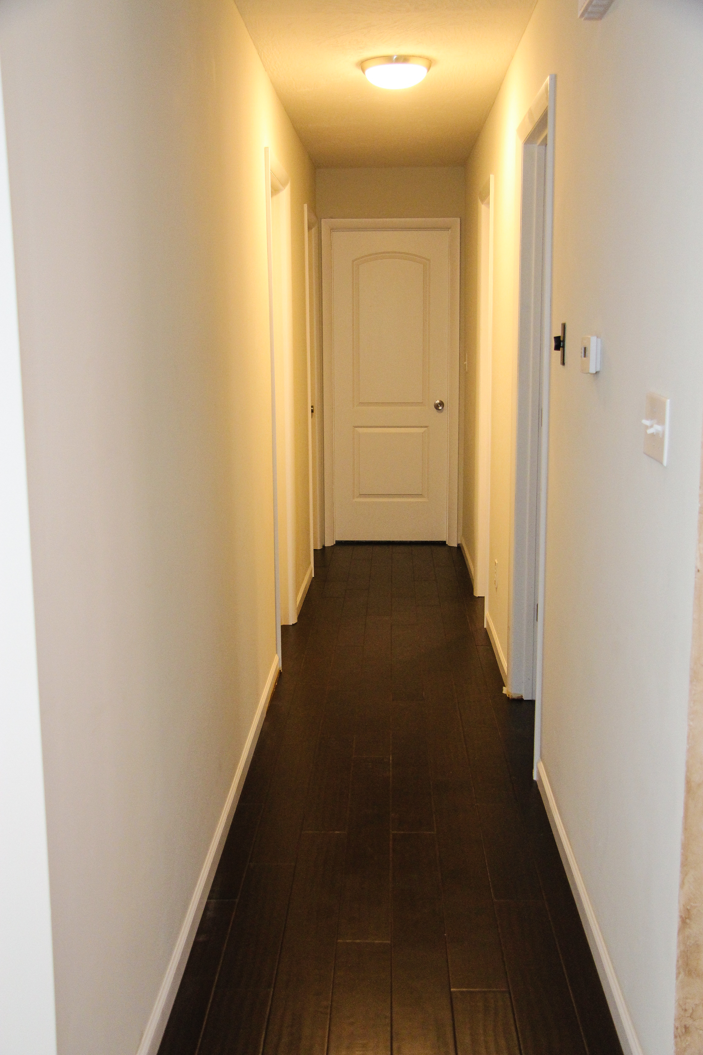 After: Upstairs Hall