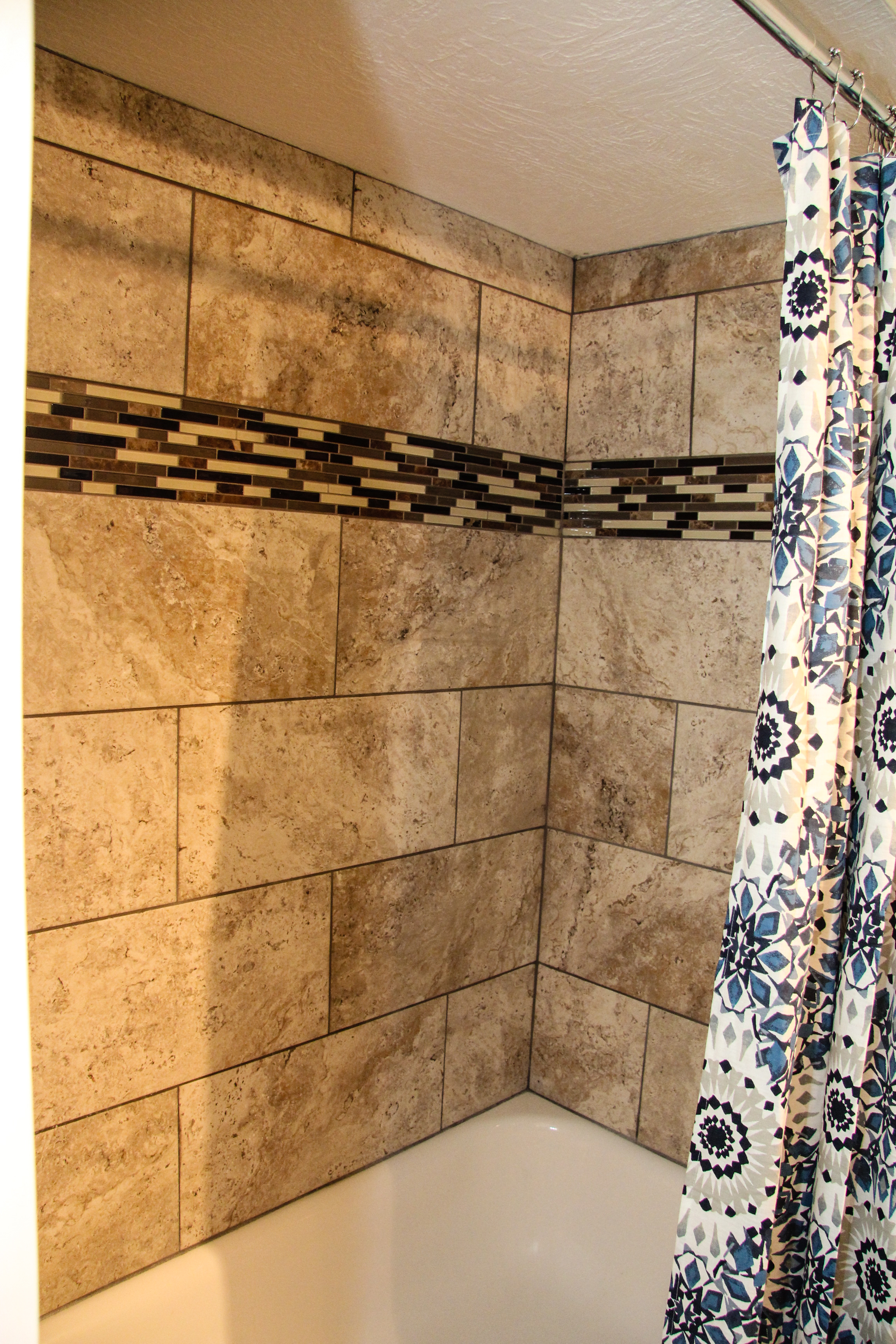After: Guest/Main Bathroom