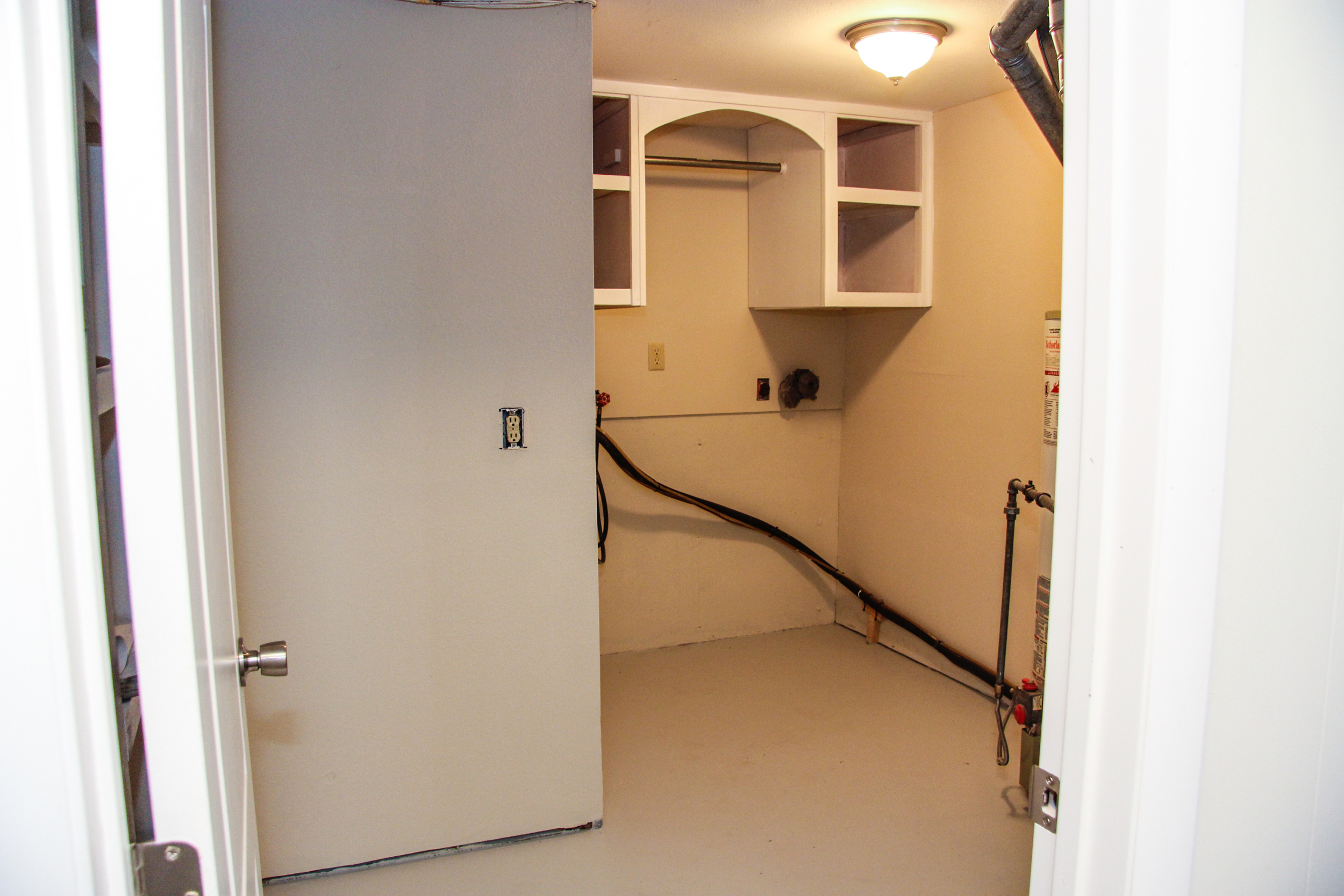 After: Utility Room
