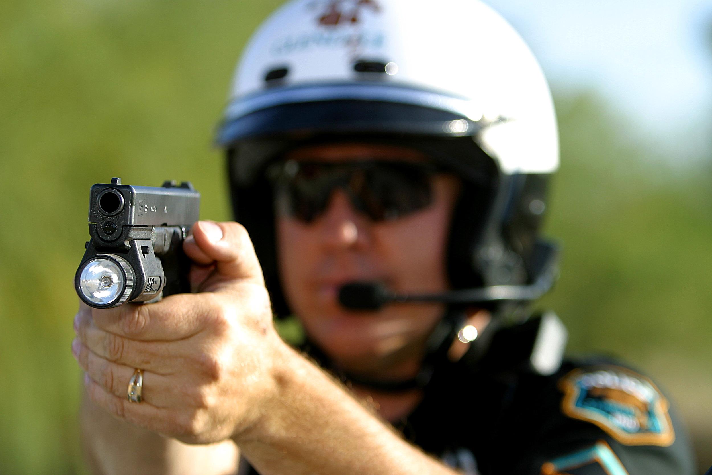 Law enforcement agencies.