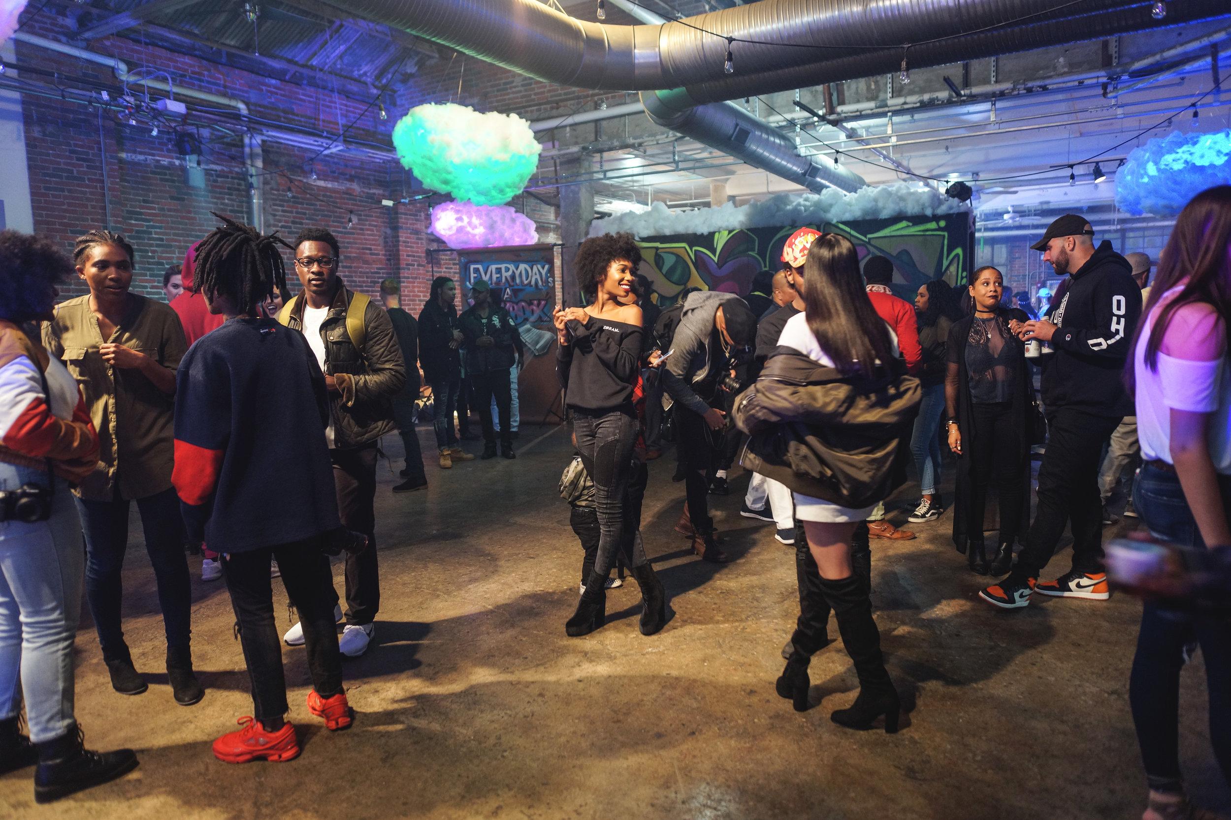 HOA ELEVATE @ Columbus Fashion Week