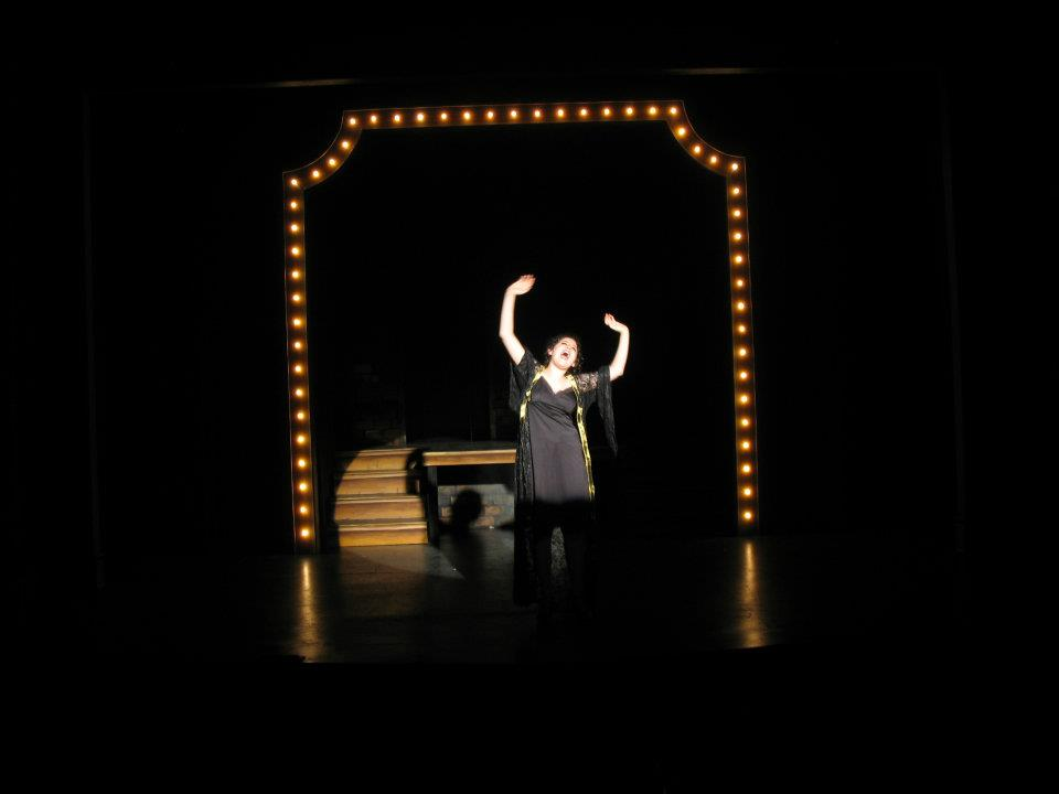 """""""Funny Girl"""" Foote Summer Theatre"""