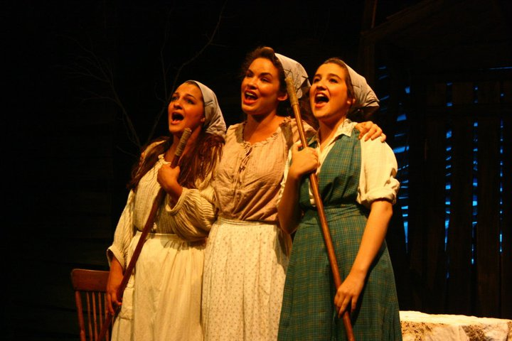 """""""Fiddler on the Roof"""" Foote Summer Theatre"""