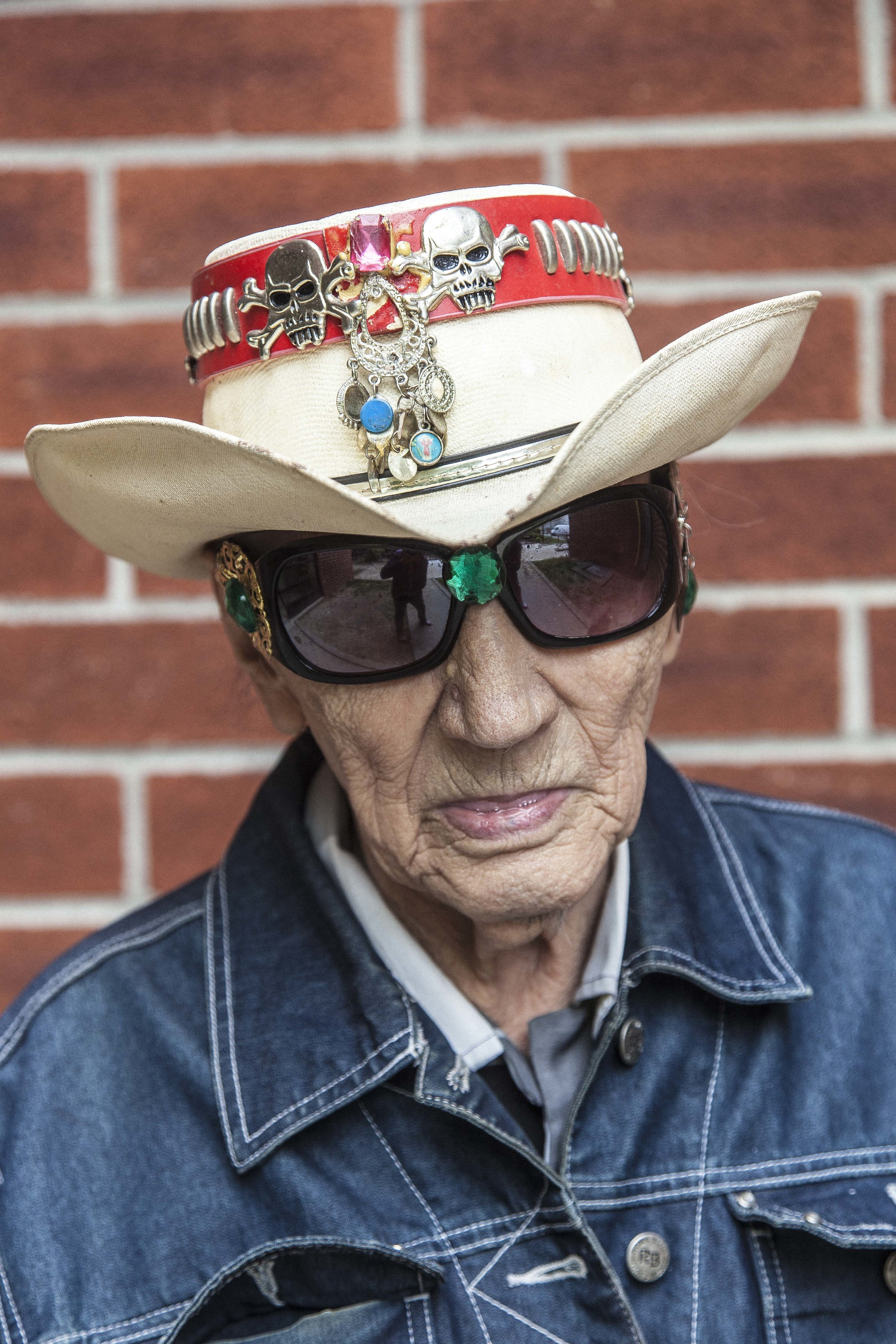 Jose - Pio Mendez Resident. Bronx, NYC. May 2015.