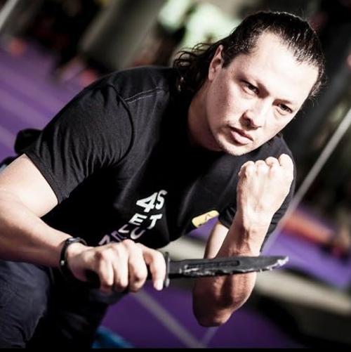 ROBERTO MARTINEZ-LOYO EFC - Elite Fencing Club Mexico City, Mexico