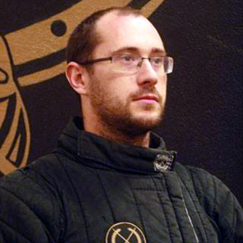 SEAN FRANKLIN Freelance HEMA Instructor & Author Michigan, USA