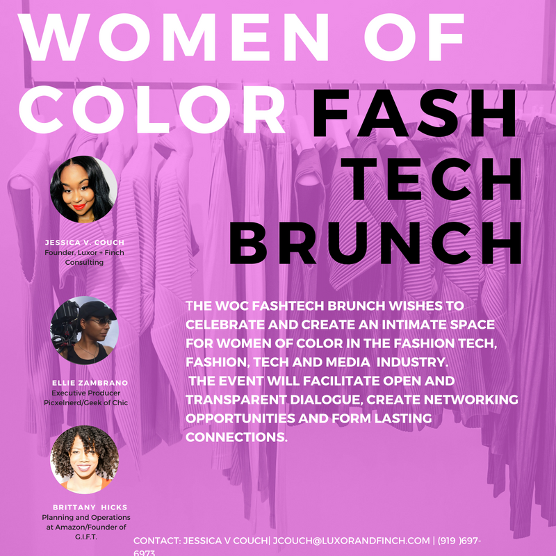 WOC Brunch 9.8.2018 - Join us NYFW