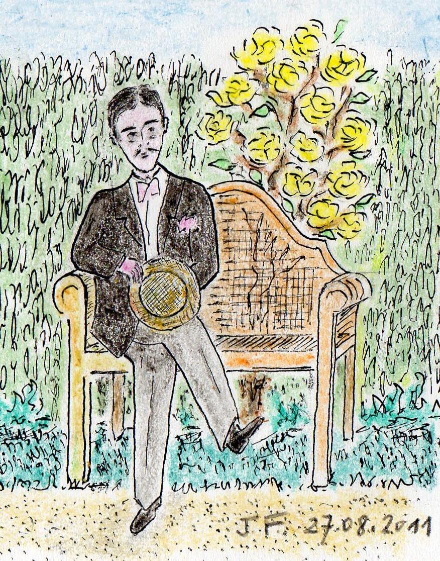 12-Marcel et son rosier jaune.jpg
