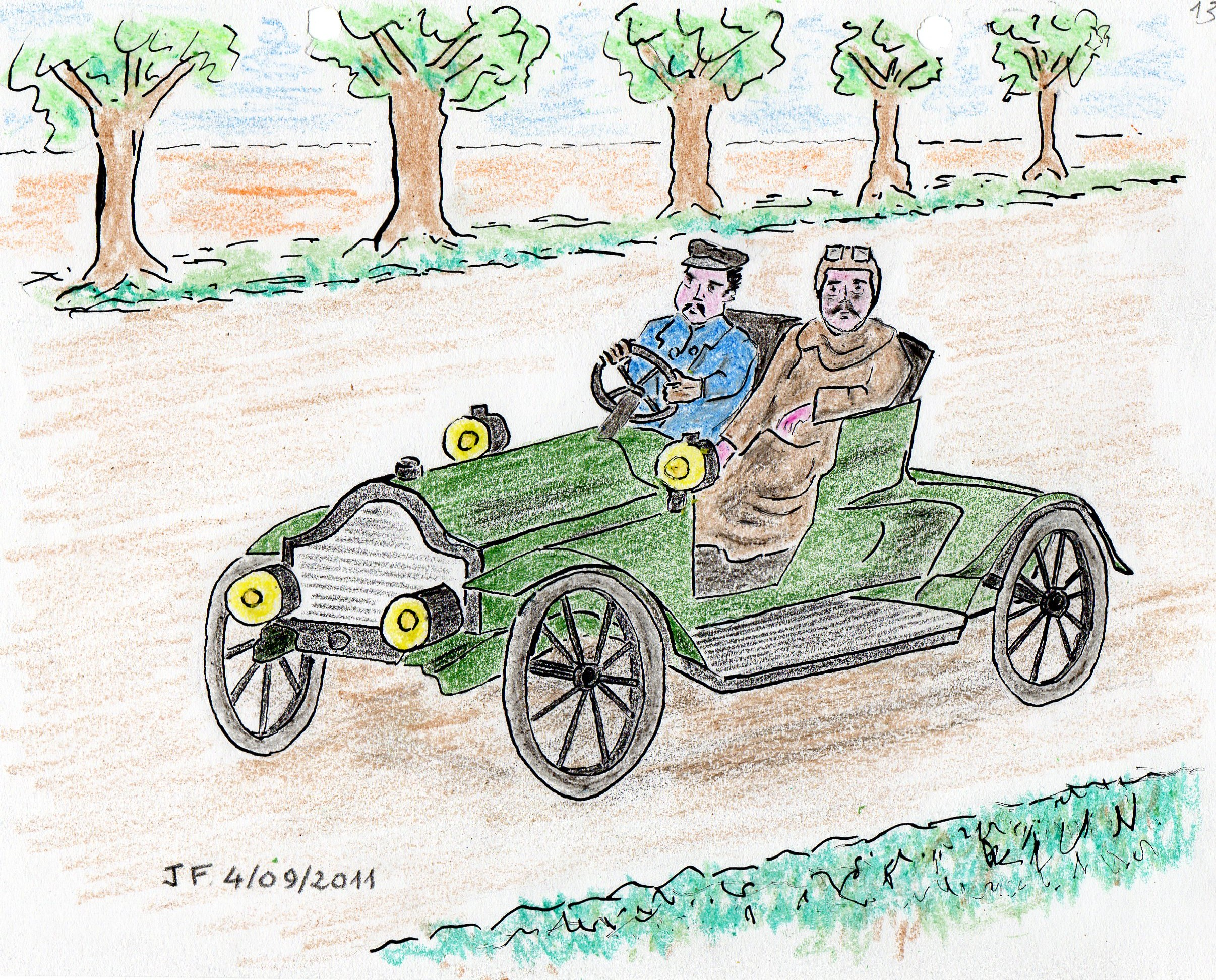 13-Marcel et Agostinelli...promenade en automobile.jpg