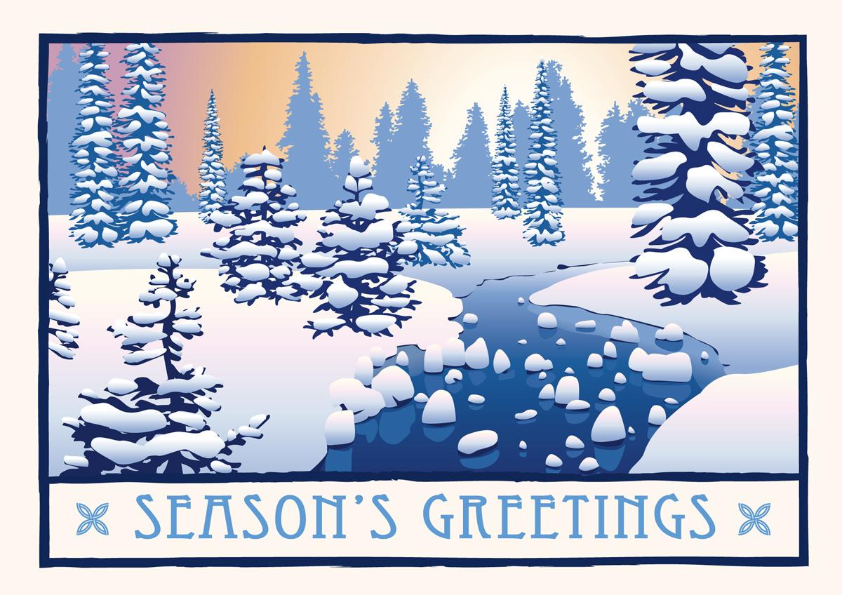 Christmas Give-A-Tree® Card