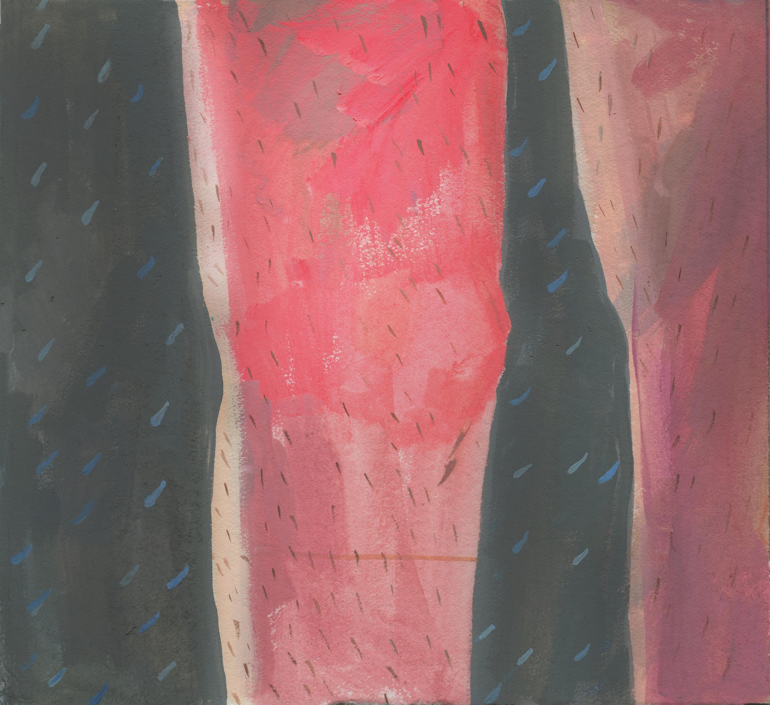 Spring rain/Winter legs