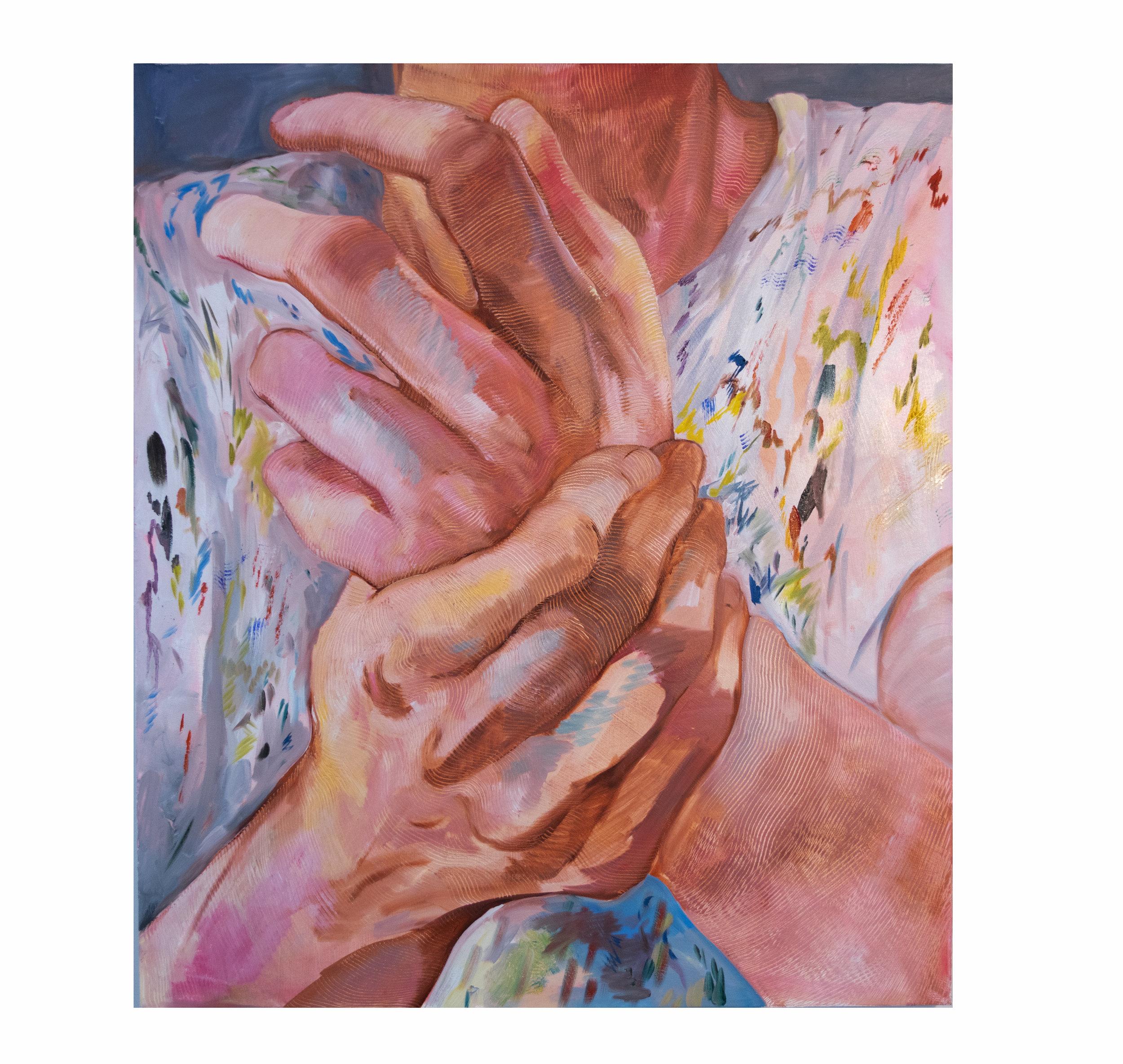 Hand Cramp