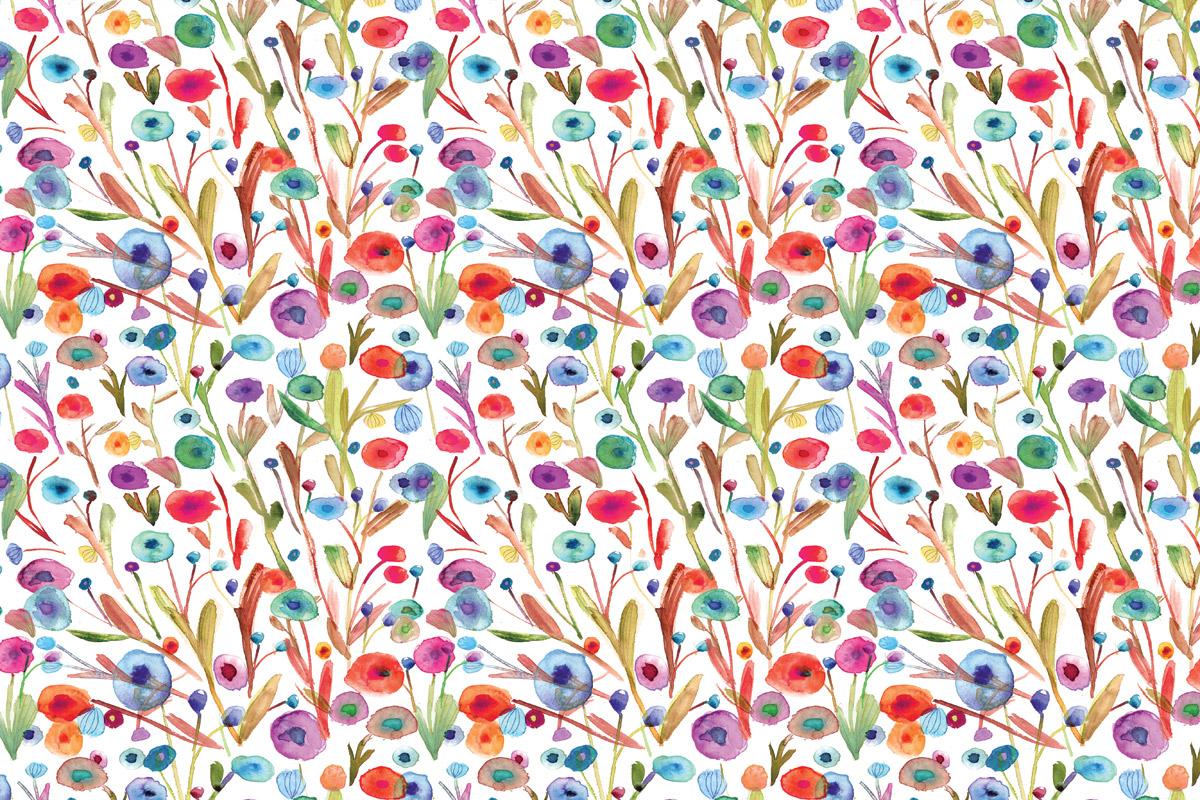 Poppies, Hancock Fabrics