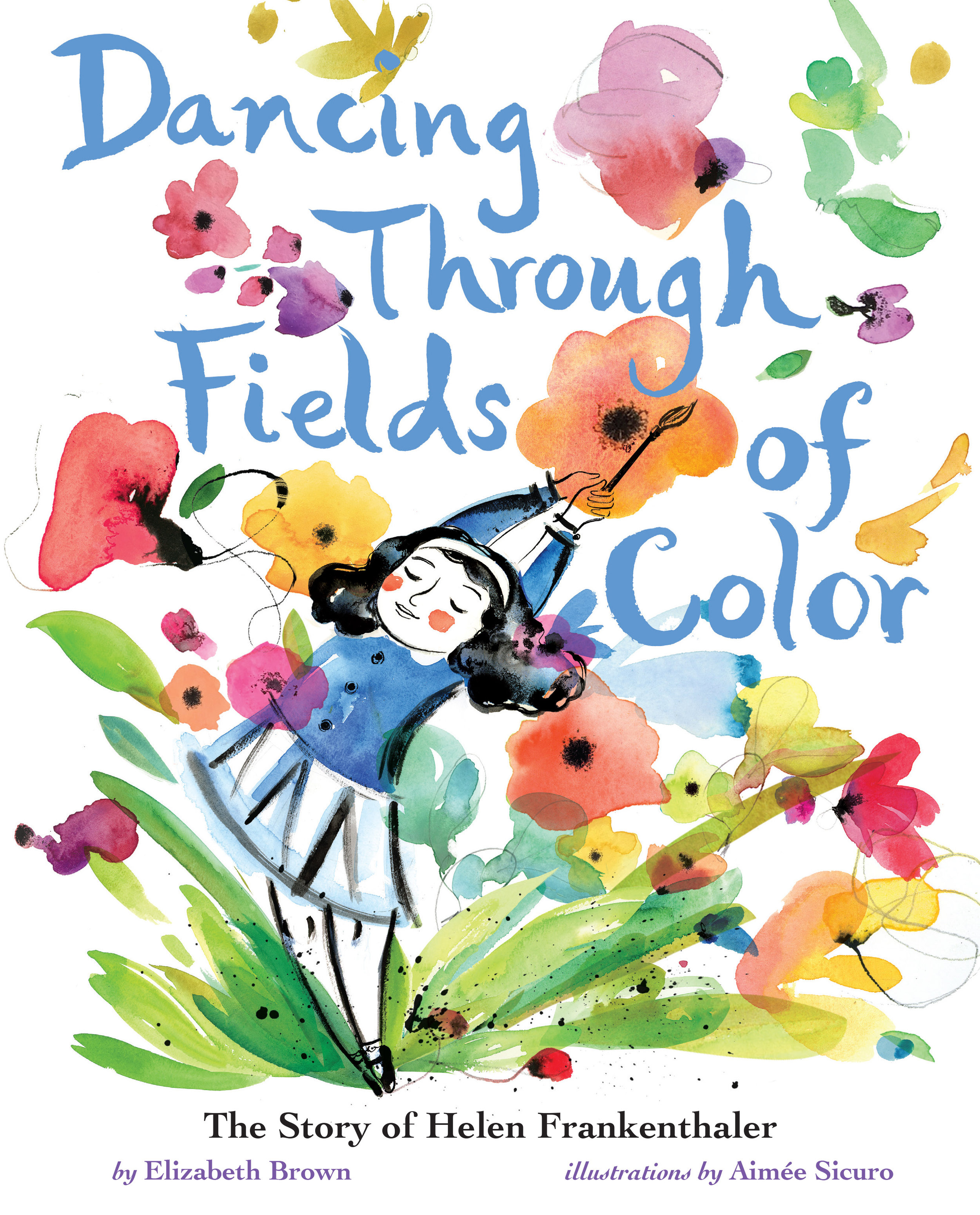 Dancing Through Fields of Color, Abrams (Spring 2019)