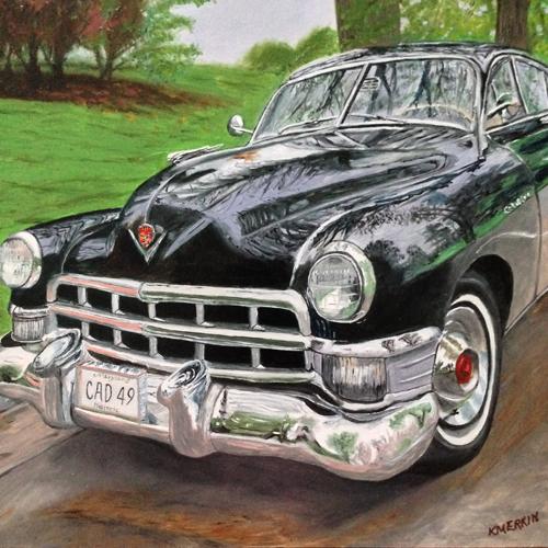 '49 Caddy