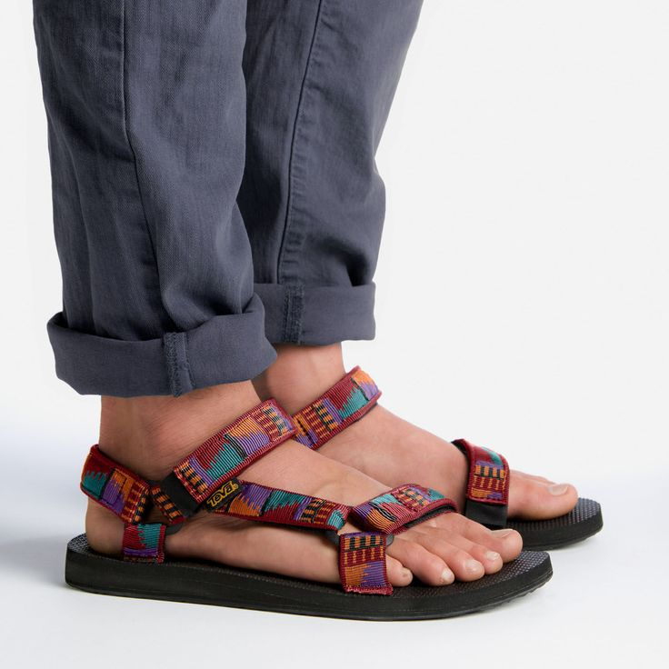 Tevas: The original safety sandal