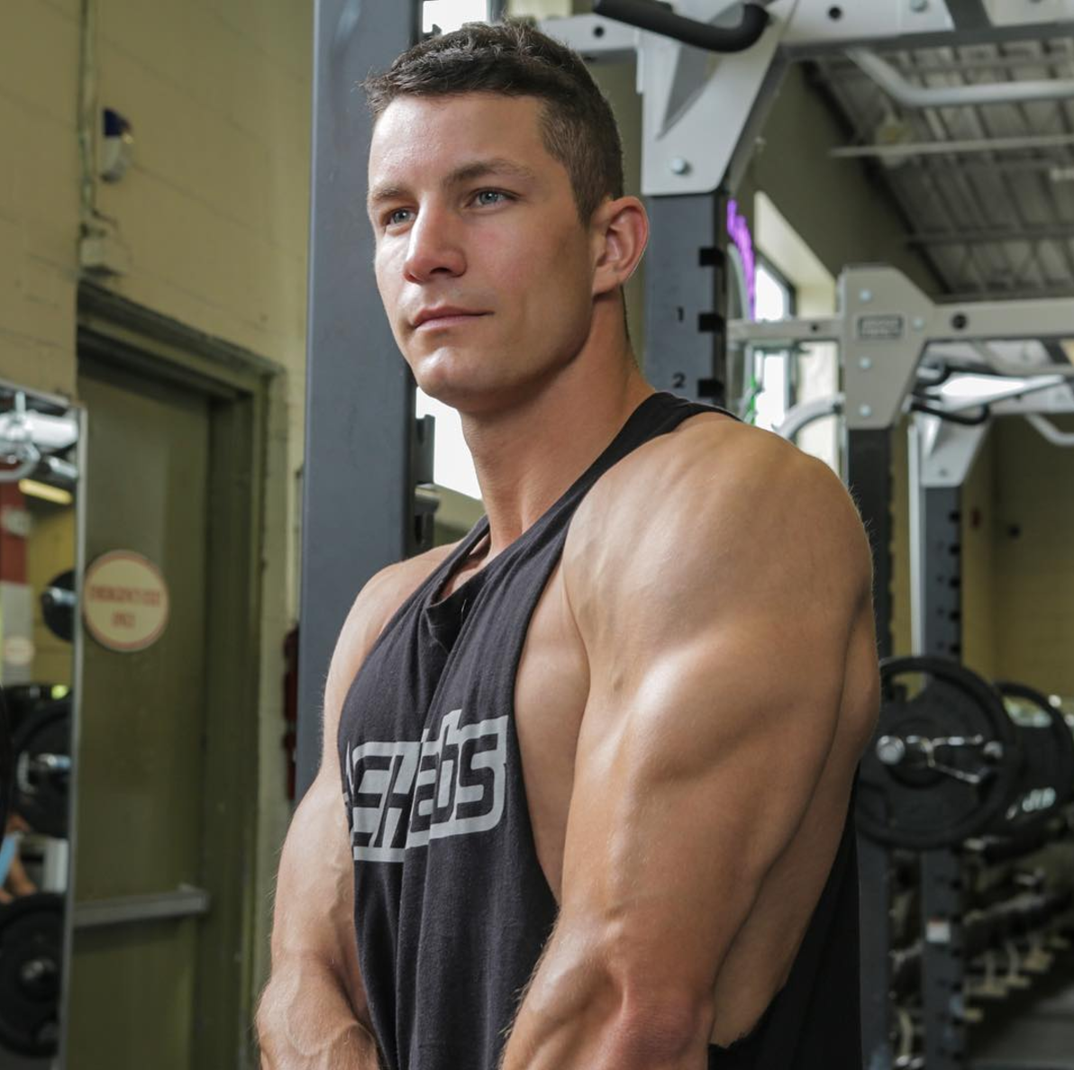 Kyle Grondin Colossus Fitness About Me