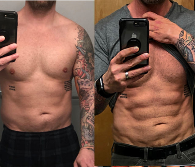 Since signing up for Colossus Coaching I have managed to become my strongest, leanest and most muscular strength. I have hit countless PR's and strength milestones as well as getting a killer six pack. I love the approach to training and nutrition. As long as you follow instruction you can expect incredible results.  - Travis F