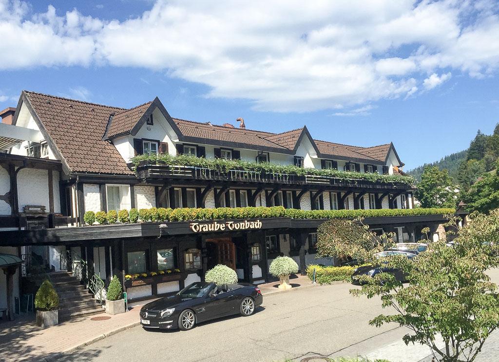 Hotel Traube Tonbach Exterior