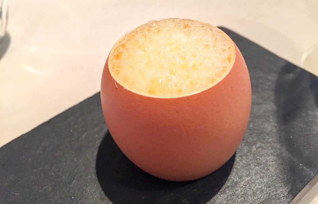7C: Egg Custard