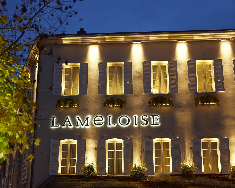 Maison Lameloise Exterior