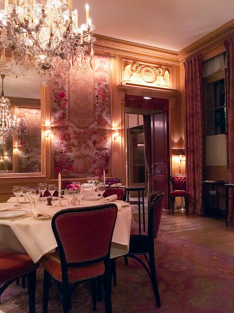 L'Ambroisie Dining Room