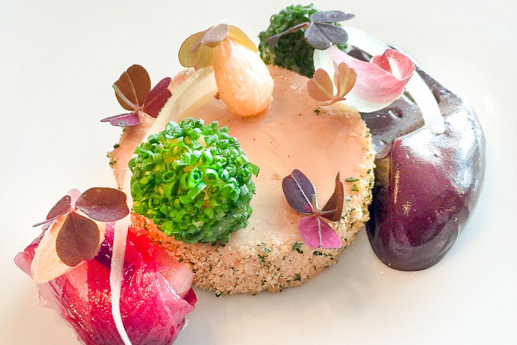 Course 4: Foie Gras, 6/10