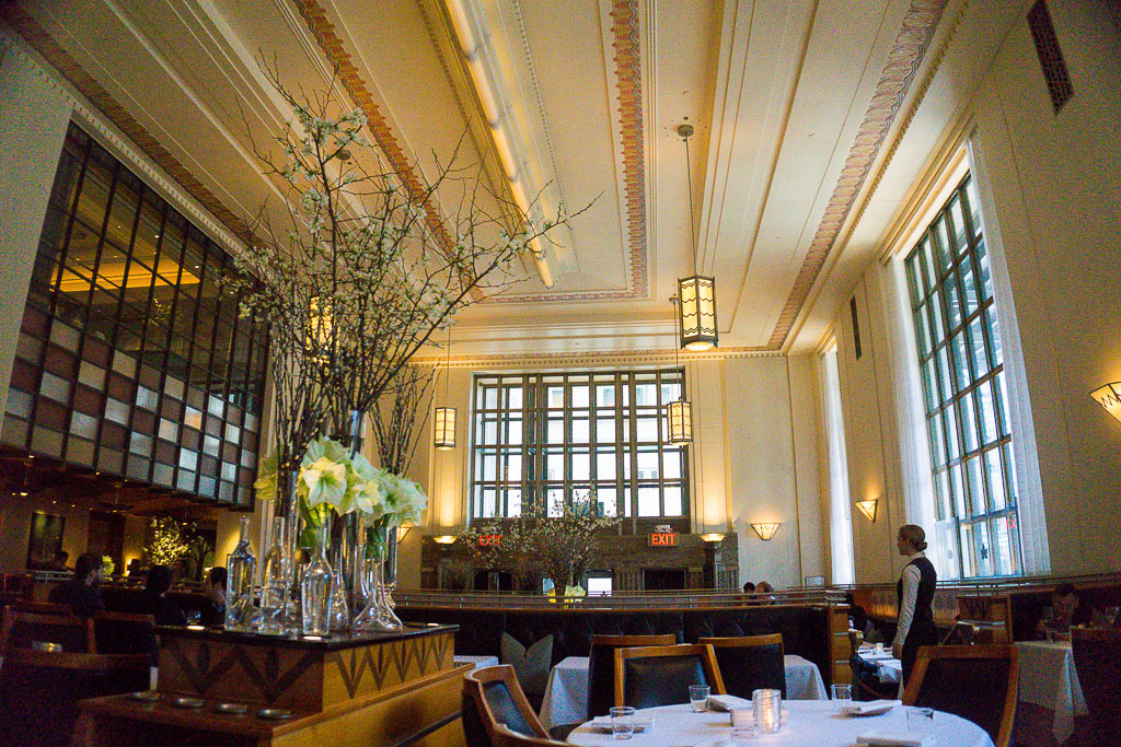 11 Madison Park Main Dining Room
