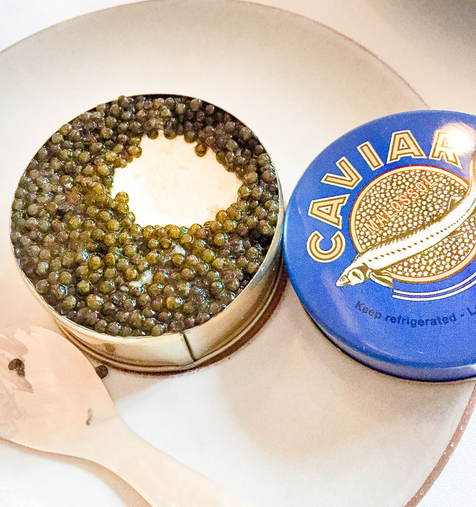 Course 2B: Caviar
