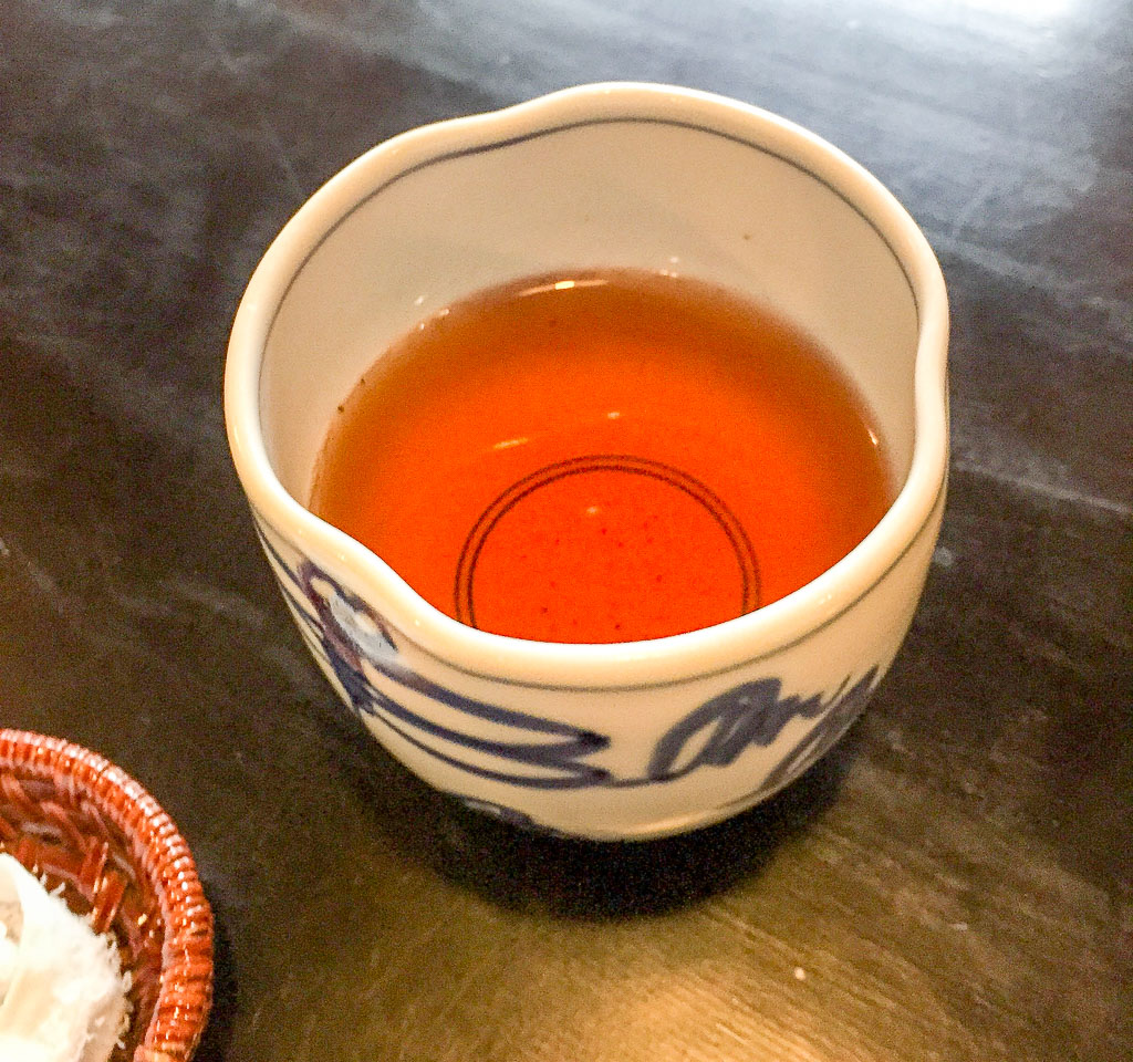Final Round:Green Tea, 8/10