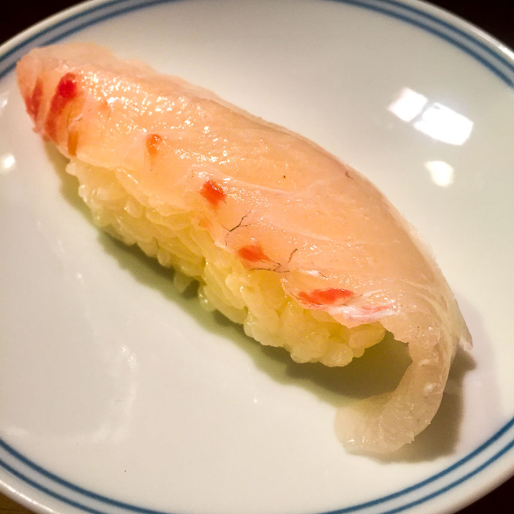 Course 3: Tuna, 10/10