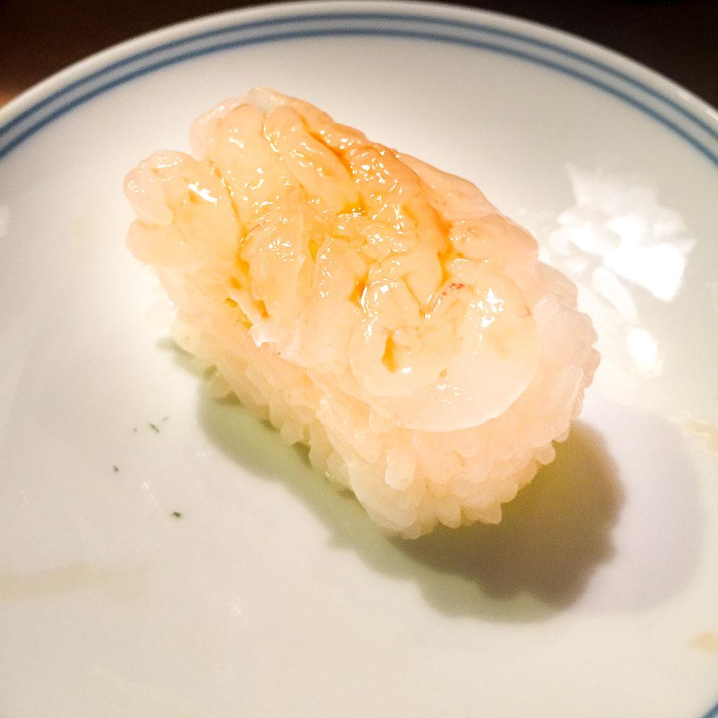 Course 9: Sweet Shrimp, 10/10