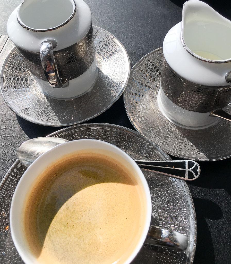 Coffee Service: 9/10