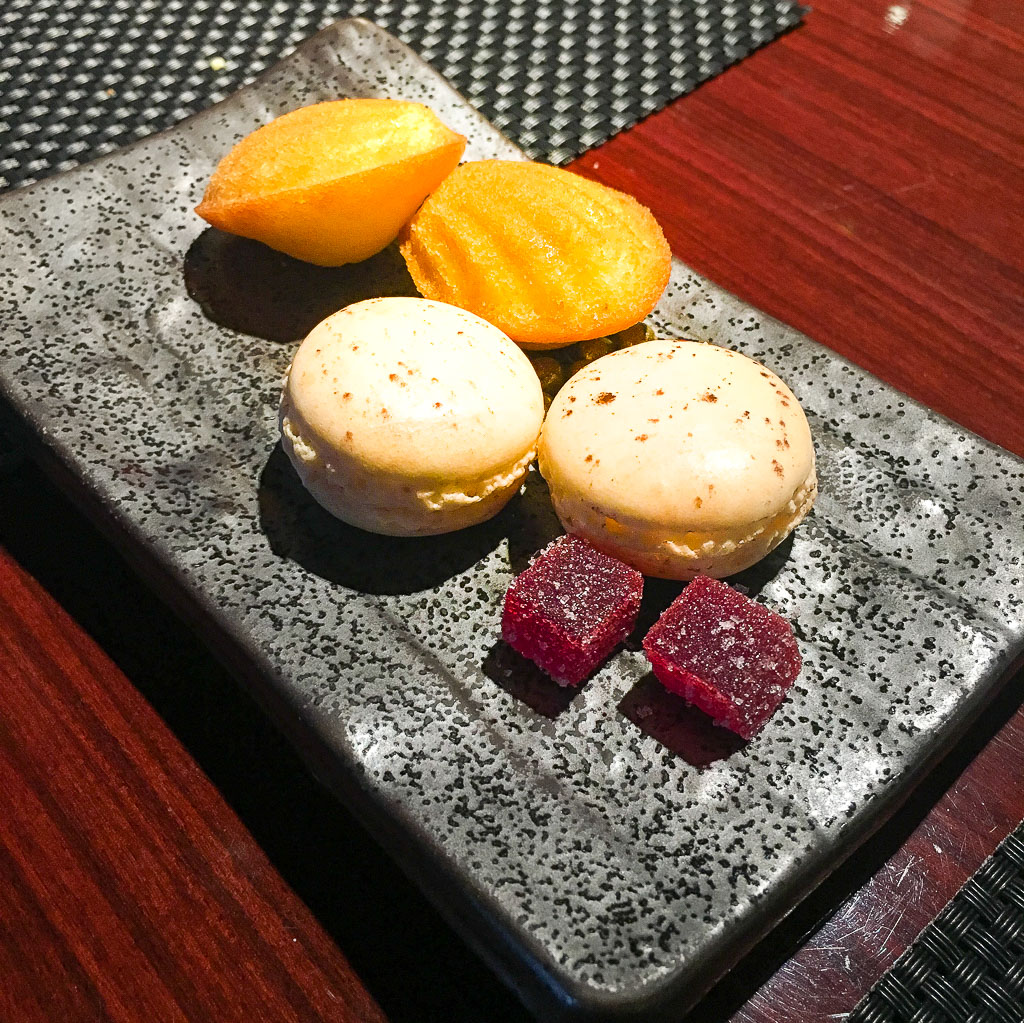 Last Bites- Petit Fours, Pâte de Fruits, 8/10