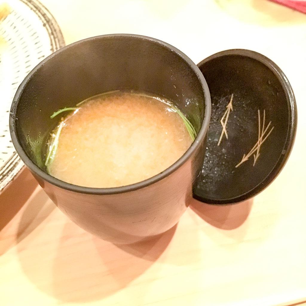 Course 17: Miso Soup, 8/10