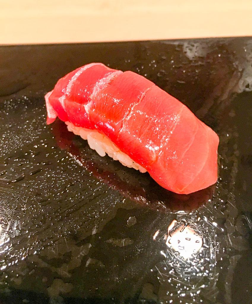 Course 5: Akami, 9/10