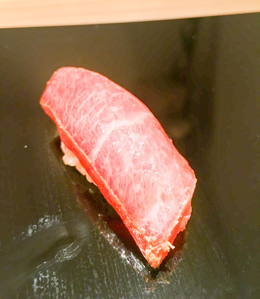 Course 11: Medium-Fatty Tuna, 10/10